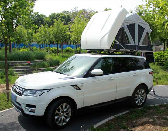 Automatic roof tent CARTT06