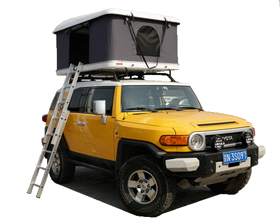 Hard shell roof top tent CARTT01-3 ...  sc 1 st  unistrengh.com : fj cruiser roof tent - memphite.com