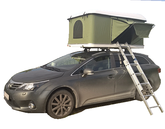 Hard shell roof top tent CARTT01-3
