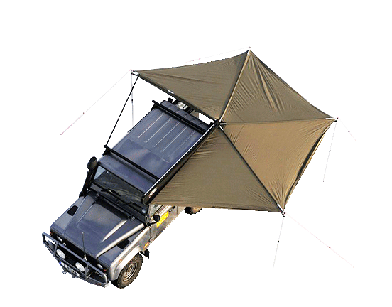 4WD Foxwing Awning