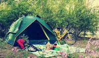 2017.4.14 PLAYDO Activity - Go Hiking in Zhong Guan Cun Forest Park