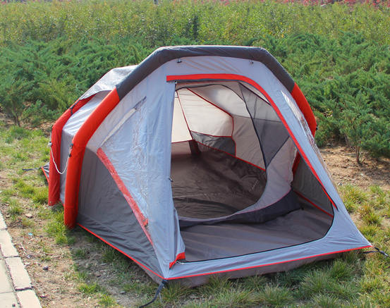 The Maintenance of Camping Tents