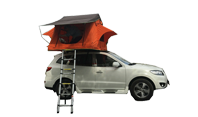 The car roof top tent is better for camping