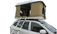 Car roof top tent is very popular self-drive tour equipment