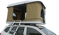Precautions for when installing roof top tents