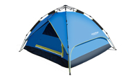 Methods for preserving camping tent