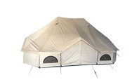 Maintenance skills of canvas tent