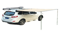Factors of Car Side Awning Installation Method