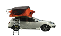Roof top tent increase travel convenience