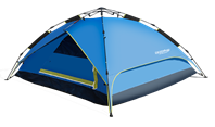 Set up of Quick Camping Tent