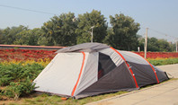 The Excellent Performance of Inflatable Camping Tent