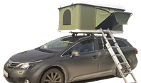 Car roof top tent is also applicable to business travel
