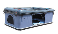 Roof top tent makes you sleep more safe