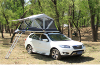 Roof Top Tents Become Essential Equipment For Self-Driving Travel