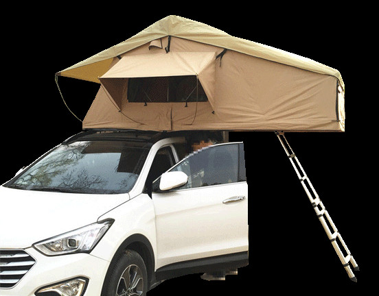 How About The Weight Capacity Of The Car Top Tent?