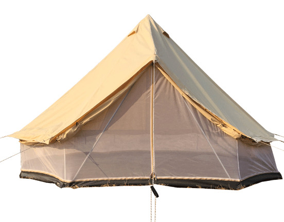 Taking Care of Your canvas bell tent