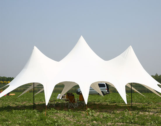 Canvas Star Tent