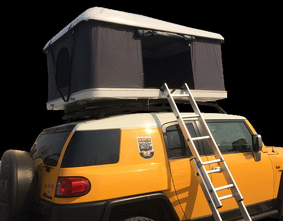 Automatic Roof Tent——released the magic