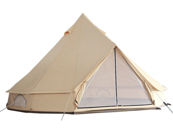 6m Bell Tent Application