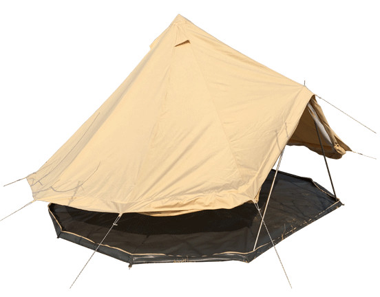 CARE OF YOUR CANVAS TENT