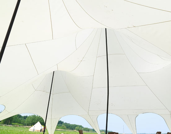 3 Amazing Ideas for Decorating Your Wedding Tent