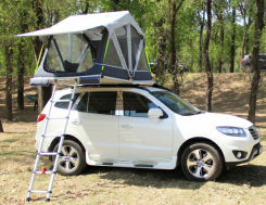 Roof Tents are Very Popular Equipment When Exploring the Wild