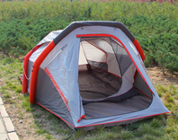 What's the difference between inflatable tents and ordinary tents ?