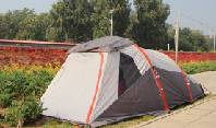 Inflatable Tents have Been Set Up in Italy in Response to the Outbreak